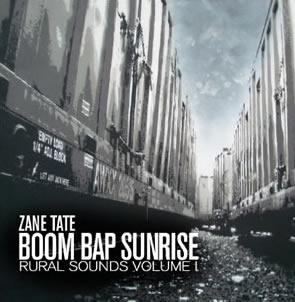 Zane Tate - Boom Bap Sunrise